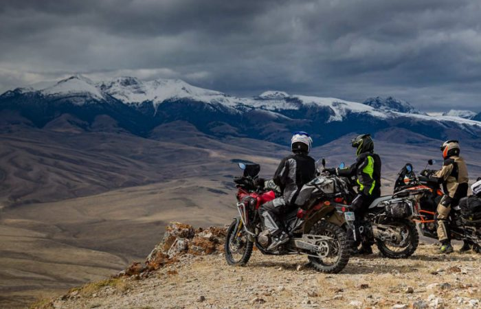 motorcycling tour in India with Red Pand Adventures