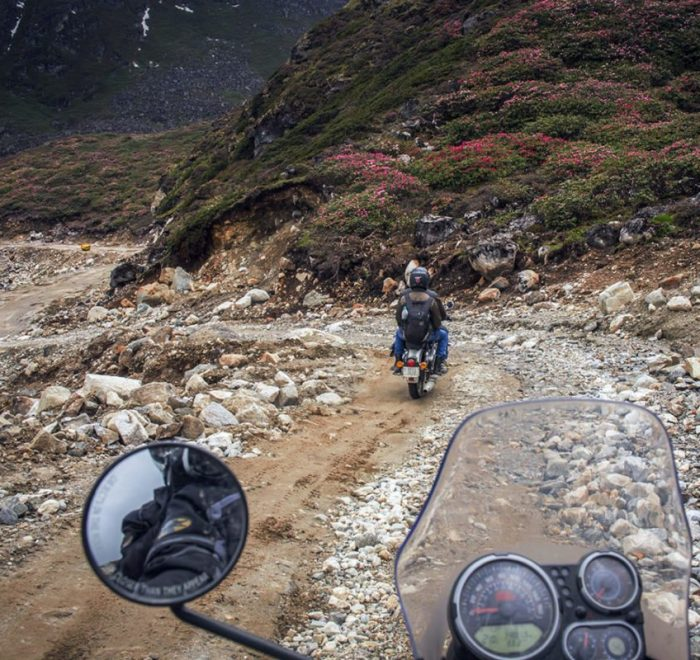 Motorcycle Tour in India