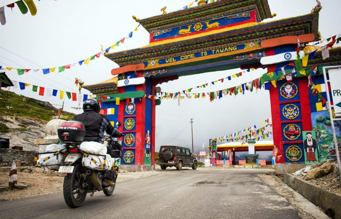 Tawang Bike Tour
