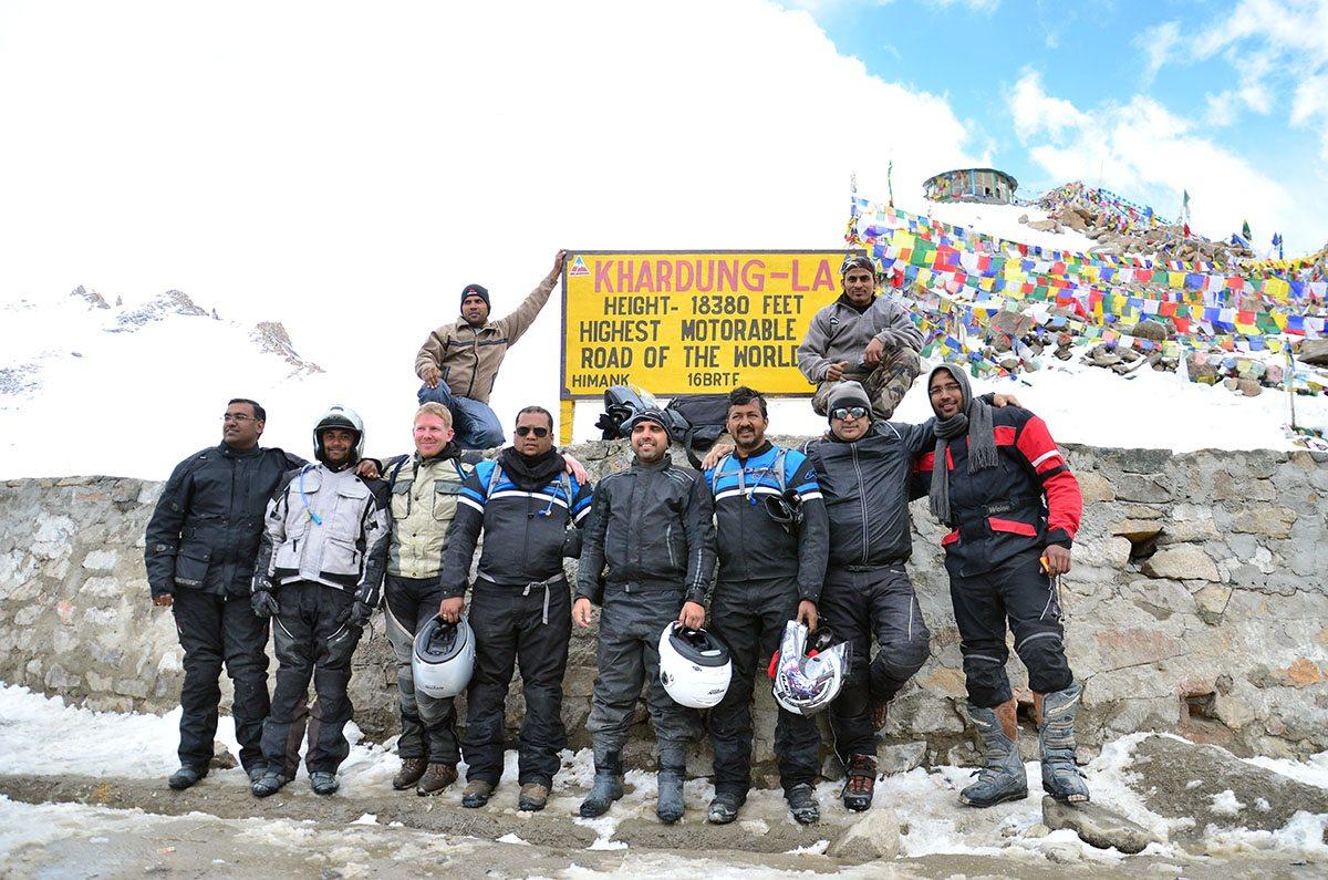 Khadurang La Trip