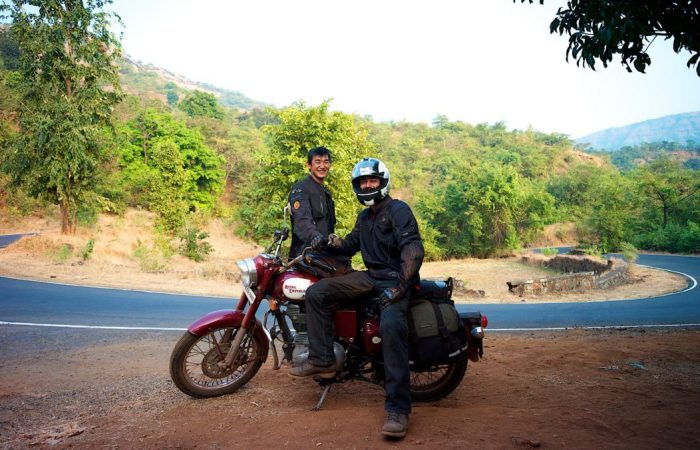 Goa Bike Tour