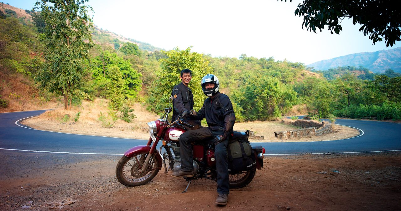 Goa Bike Tour