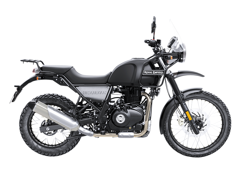 Royal Enfield Himalayan for Motorcycle Tour in India