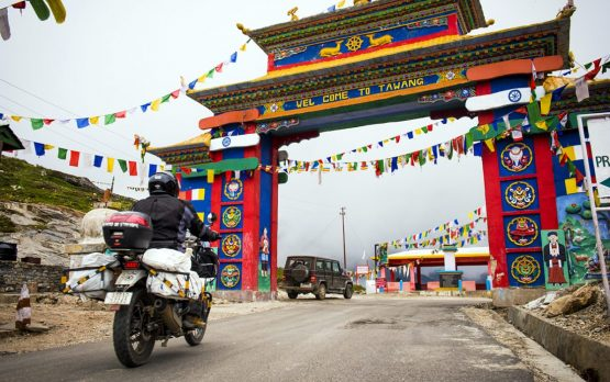 Bike Trip to Tawang