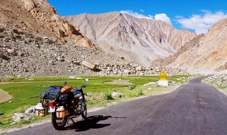 Leh Motorcycle trip