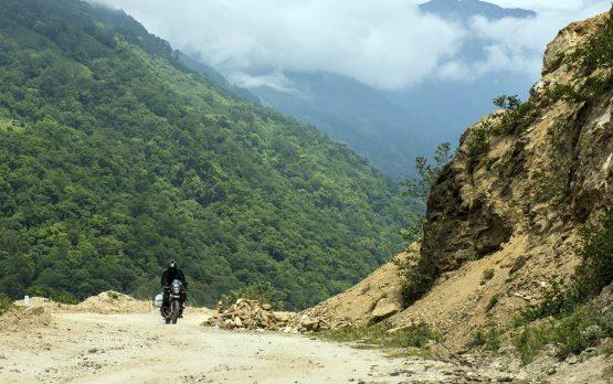 North East India Bike Trip