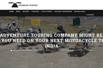 This Adventure Touring Company Might Be Just What You Need On Your Next Motorcycle Trip To India