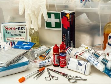Packing The Perfect Medical Kit For Your Motorcycle Trip