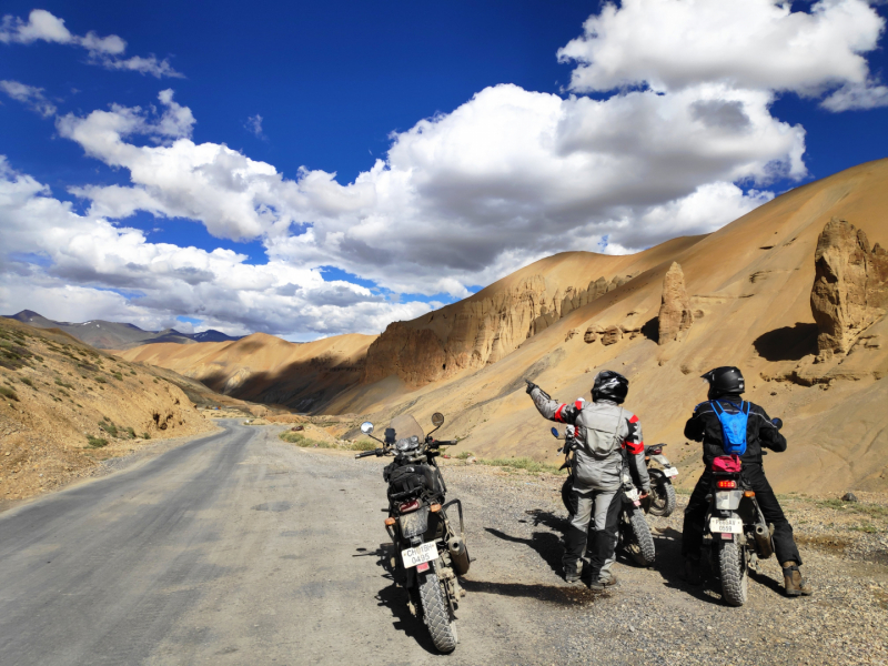 Mighty Himalayas Ride