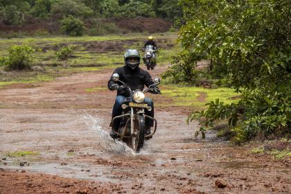 Goa Rides